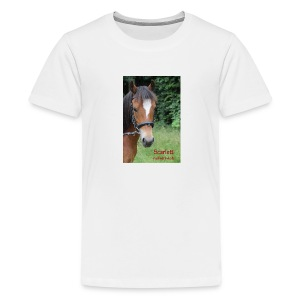 T-Shirt Scarlett - Teenager Premium T-Shirt