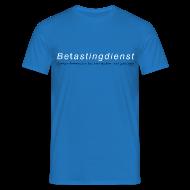 T-shirts ~ Mannen T-shirt ~ Funshirt Betastingdienst