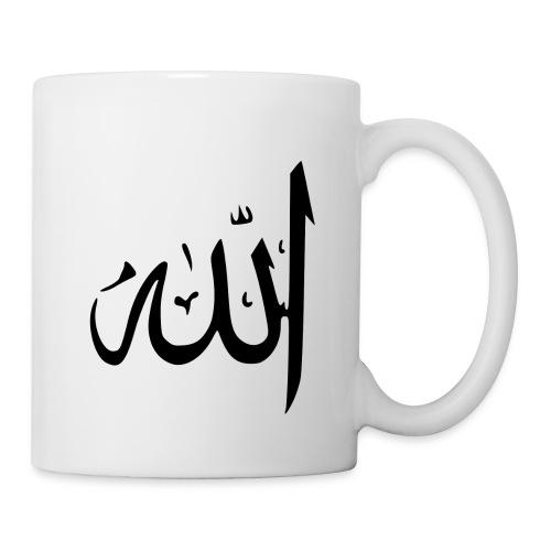 Allah - Tasse