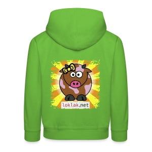 Loklak.net Kids Hoodie - Kids' Premium Hoodie