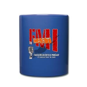 La tasse FMICast colorée - Mug uni