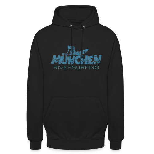 München Riversurfing Hoodie - Unisex Hoodie