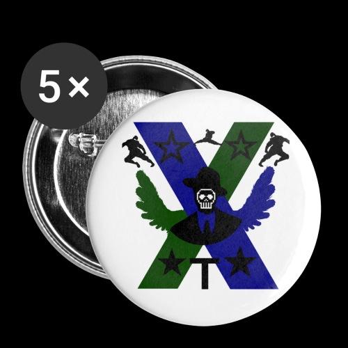 TheT Buttons - Buttons klein 25 mm