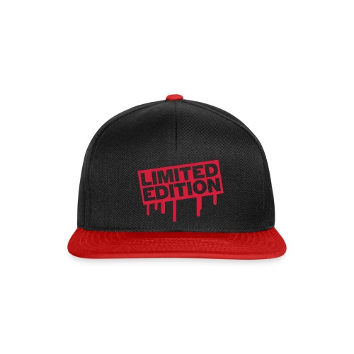 LIMITED EDITION #1 - Casquette snapback