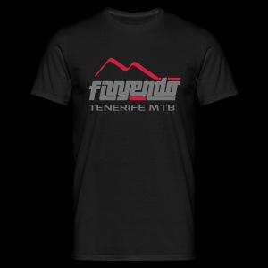Fluyendo Tee - Jack Black - Men's T-Shirt