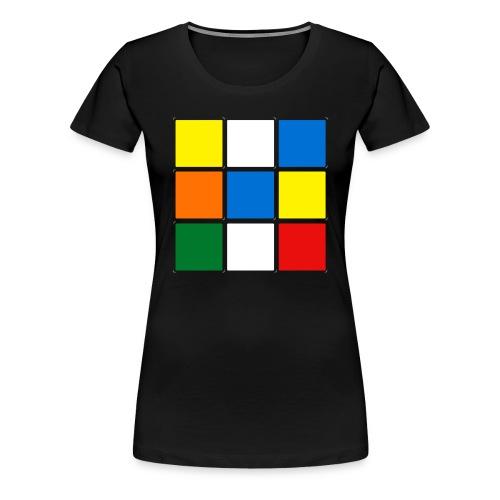 Damesshirt - Kubes - Vrouwen Premium T-shirt