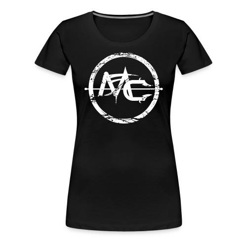 Girlie Front + Back - Premium-T-shirt dam