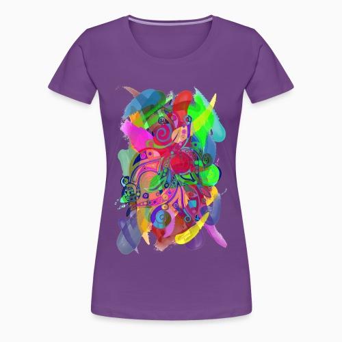 Art Work Ladies Shirt  - T-shirt Premium Femme