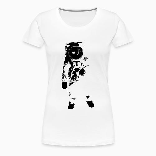 Astronaut Ladies Shirt - T-shirt Premium Femme