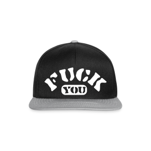 Fuck You - Snapback Cap