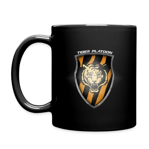 Black Platoon Coffee Mug - Full Colour Mug