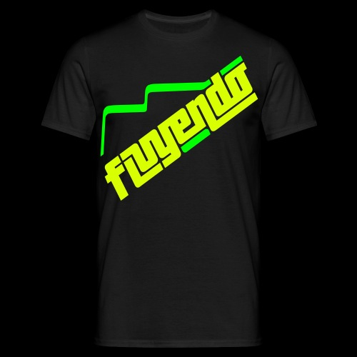 Fluyendo Big Logo Tee - Tosh - Men's T-Shirt