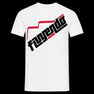 Fluyendo Big Logo Tee - Walter White - Men's T-Shirt