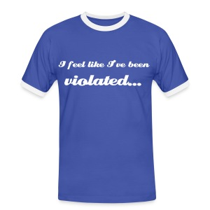 Violated - Men's Ringer Shirt