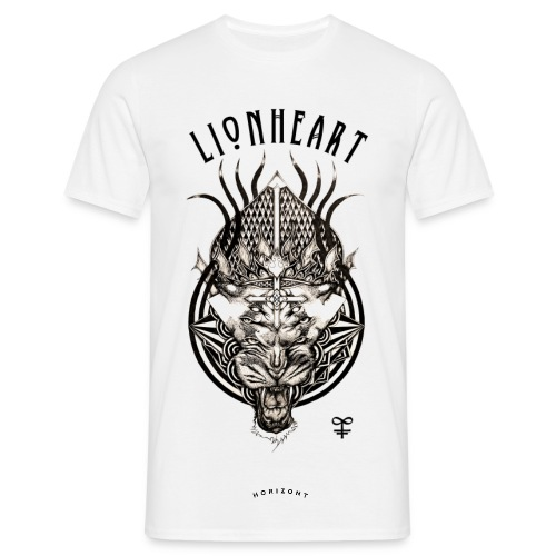 THE TIGER - Männer T-Shirt
