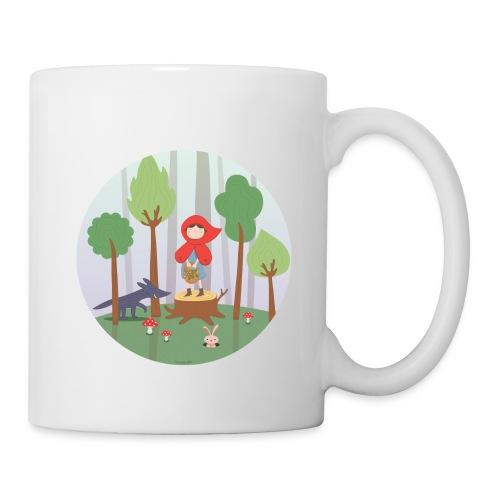Rotkäppchen - Tasse