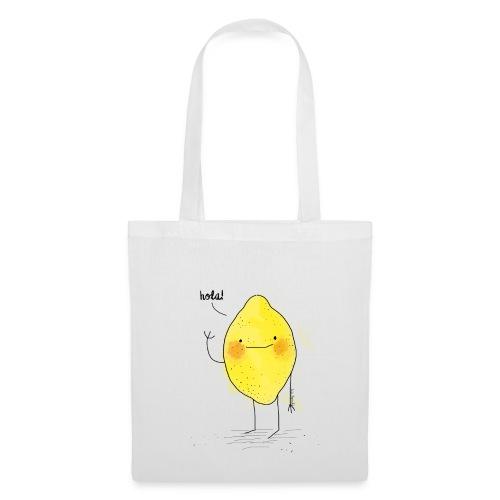 Kleine Zitronie - Stoffbeutel