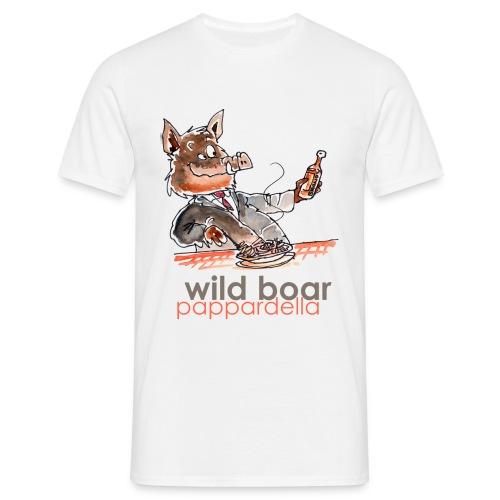 Wild Boar - Maglietta da uomo