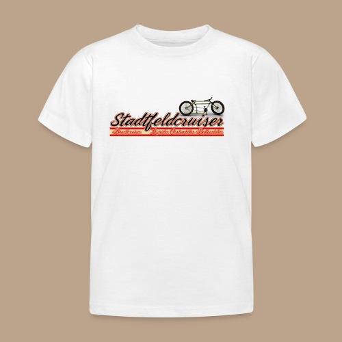 Stadtfeldcruiser Classic Kinder T Shirt - Kinder T-Shirt