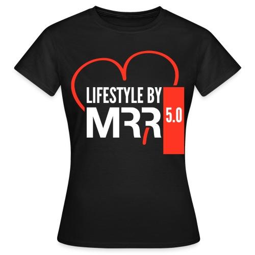 LBMRR5.0 - dam t-shirt - T-shirt dam