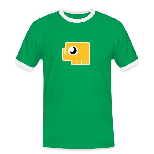 Doowee T-Shirt - Men's Ringer Shirt