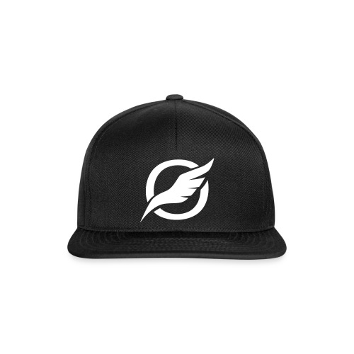 Odin Black and White Snapback - Snapback Cap