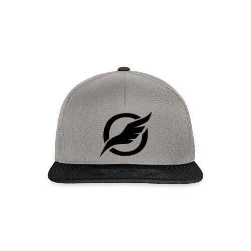 Odin Snapback Black - Snapback Cap