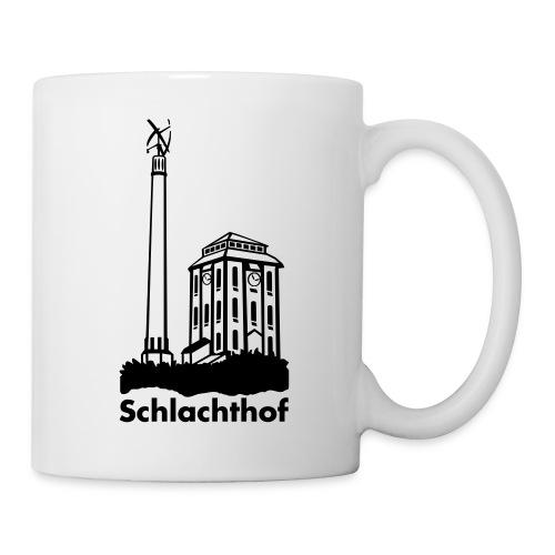 Kaffee mit Windrad - Tasse