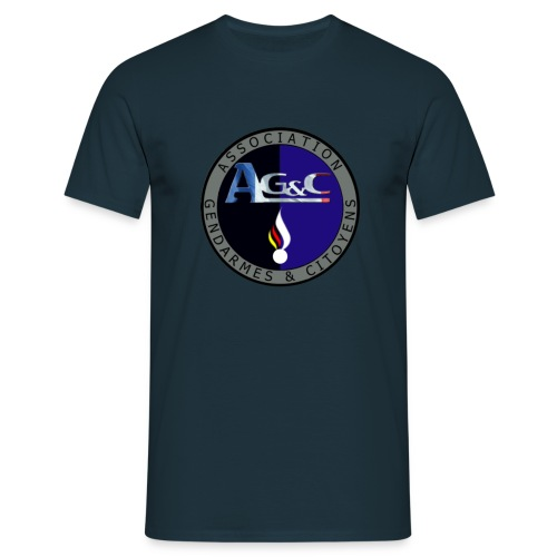 T-shirt AG&C - T-shirt Homme