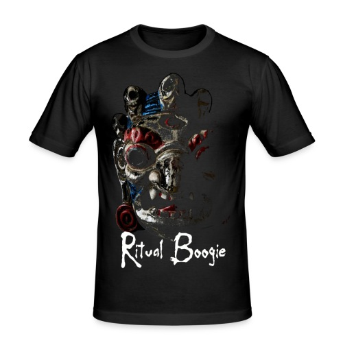 Ritual Boogie T-shirt - Men's Slim Fit T-Shirt