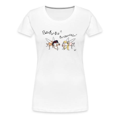 Bzz - T-shirt Premium Femme