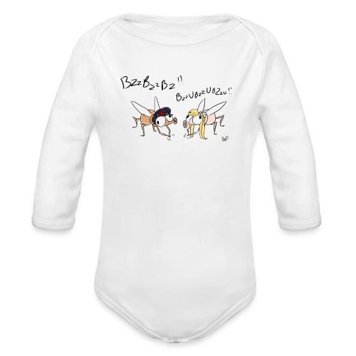 Bzz - Body bébé bio manches longues