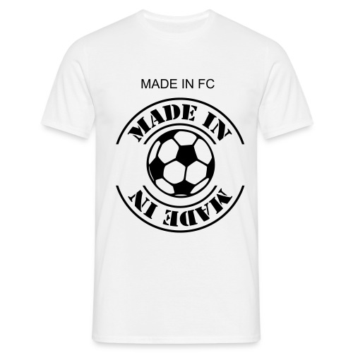 MADE IN - T-shirt Homme