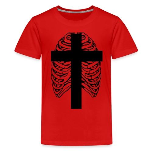 LIVING - Camiseta premium adolescente