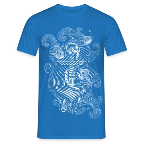 Lost Anchor - Men's T-Shirt