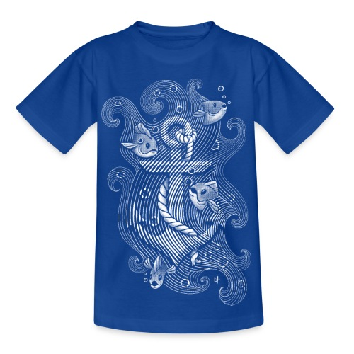 Lost Anchor - Kids' T-Shirt