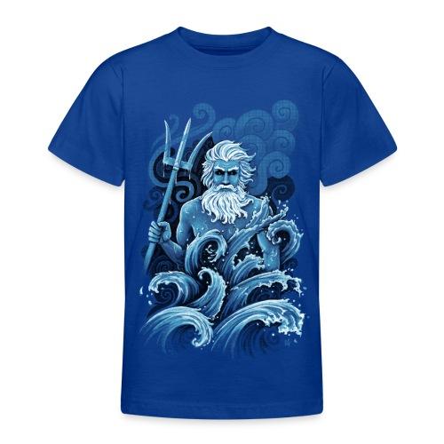 Poséidon - Teenage T-Shirt
