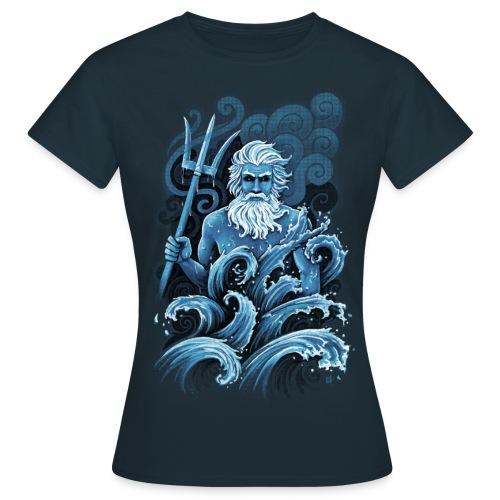 Poséidon - Women's T-Shirt