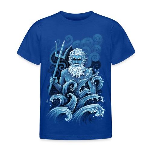 Poséidon - Kids' T-Shirt
