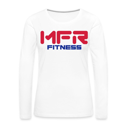 Long Sleeve T-Shirt - Available in different colors - Långärmad premium-T-shirt dam