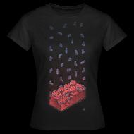 Tee shirts ~ Tee shirt Femme ~ Brick Ception