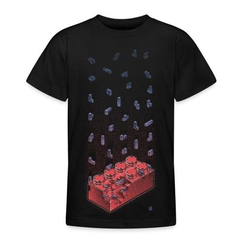 Brick Ception - Teenage T-Shirt
