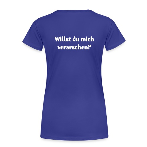Queenie-Shirt - Frauen Premium T-Shirt