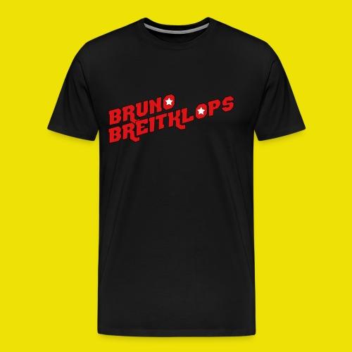 Bruno Breitklops - Ich fahre Mofa - Männer Premium T-Shirt