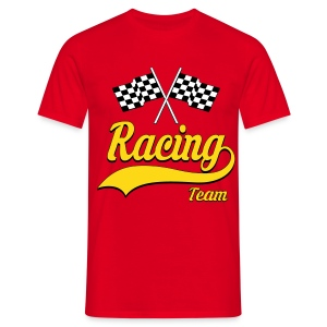 Racing Team 01 - Men's T-Shirt