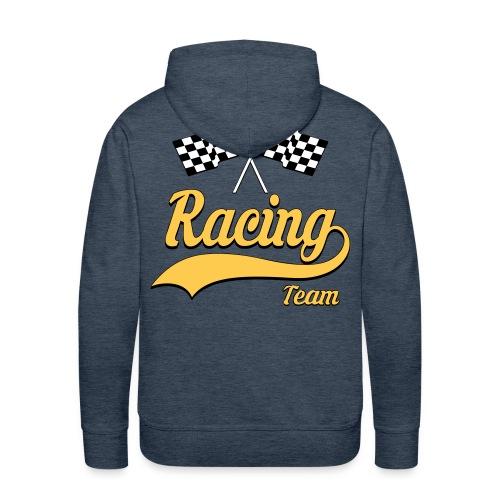 Racing Team 01 - Men's Premium Hoodie