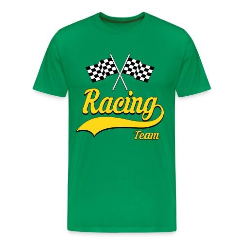 Racing Team 01 - Men's Premium T-Shirt