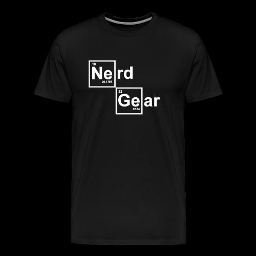 Nerd Gear Man - Männer Premium T-Shirt
