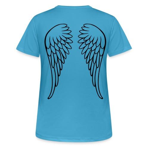 T-Shirt Engel - Frauen T-Shirt atmungsaktiv
