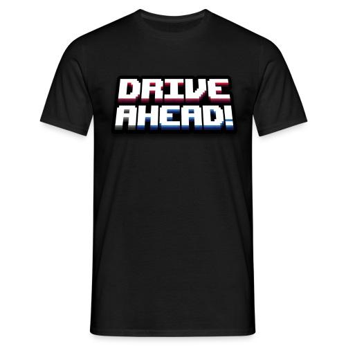 Drive Ahead! Logo T-Shirt - Men's T-Shirt